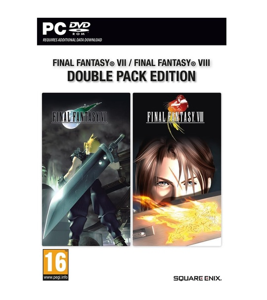 PC Final Fantasy VII and VIII Bundle